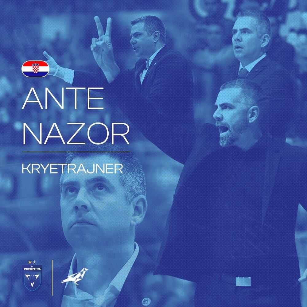 Ante Nazor @ Prishtina