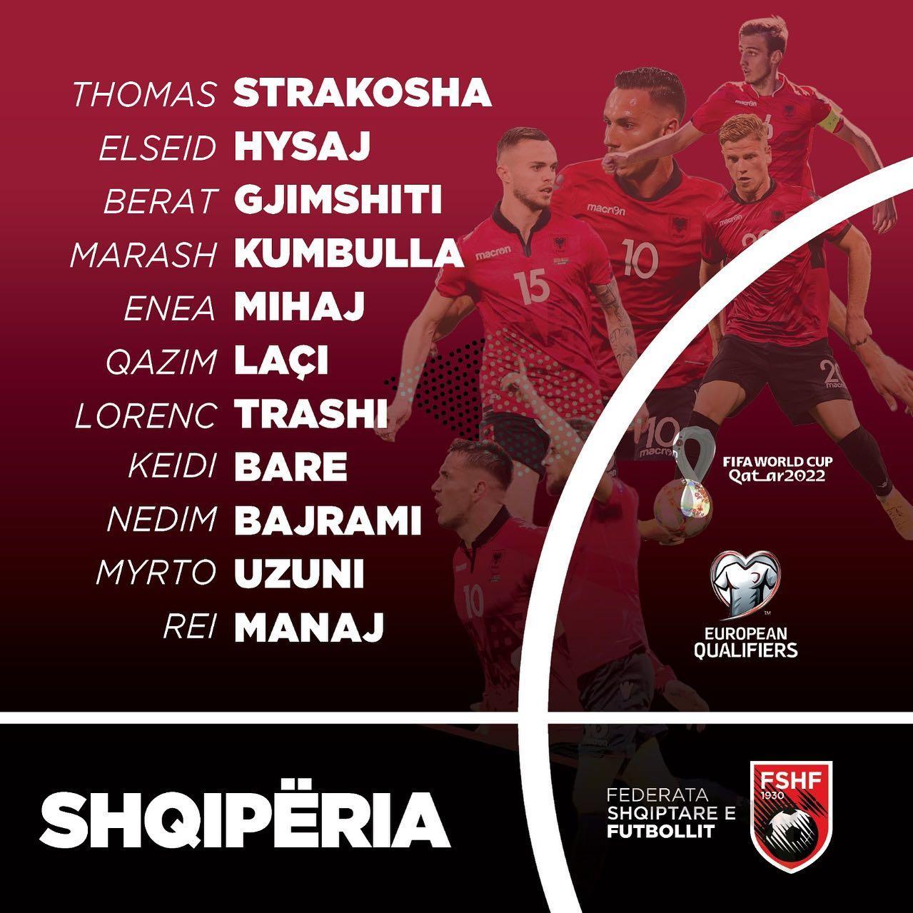 Shqiperia   Albania xi