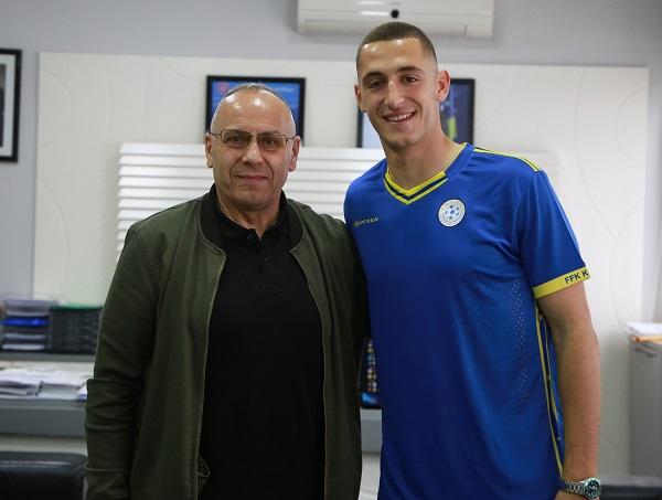 Agim Ademi & Arton Zekaj