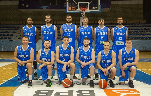 Kosovo basketball national team