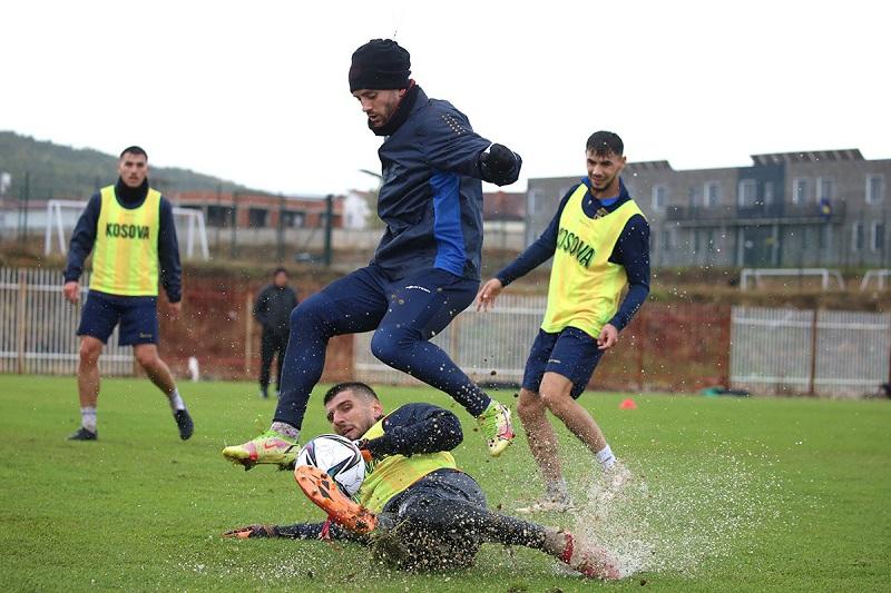 Kosovo training