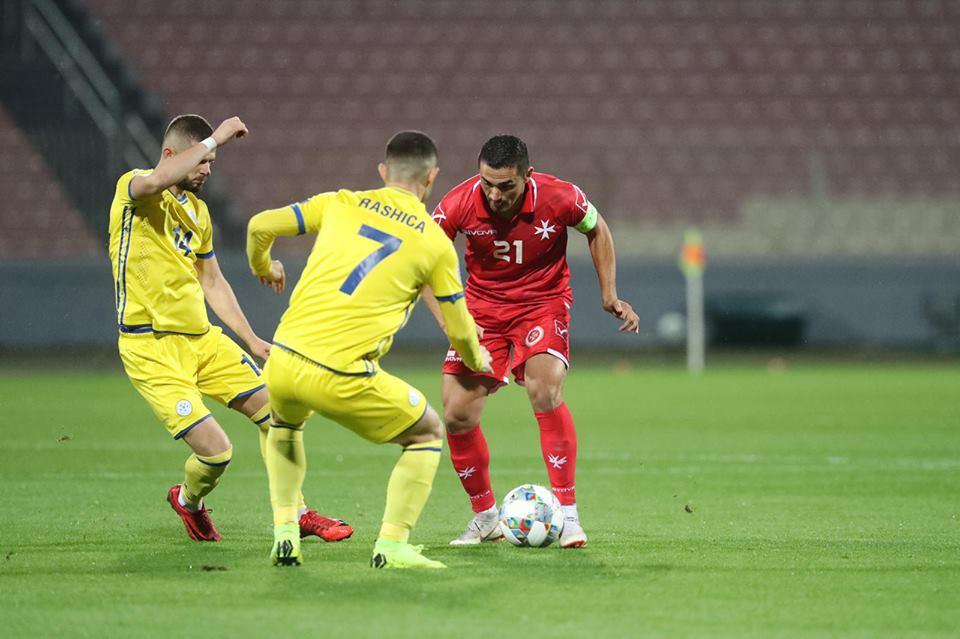 Malta vs Kosovo