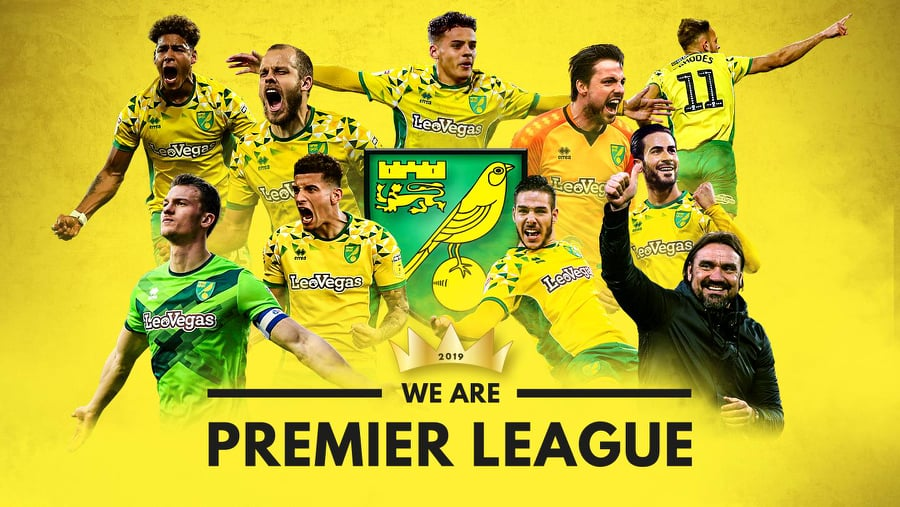 Norwich City @ Premier League