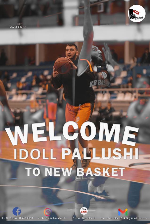 Idoll Pallushi