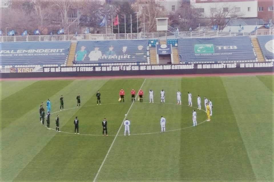 Prishtina vs. Feronikeli