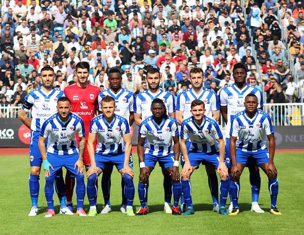 Prishtina team