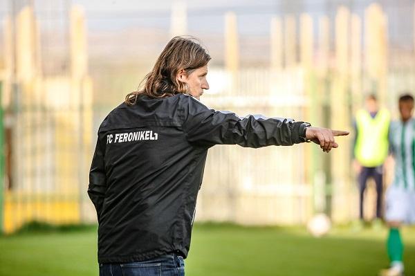 Agim Sopi @ Feronikeli coach