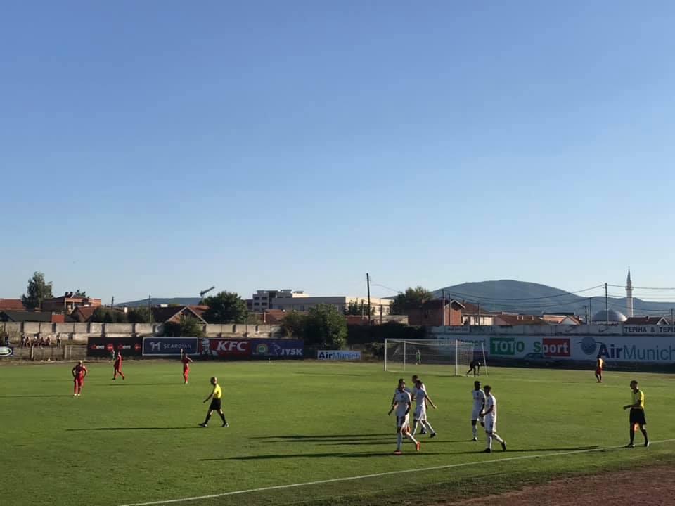 Trepca 89 vs Gjilani