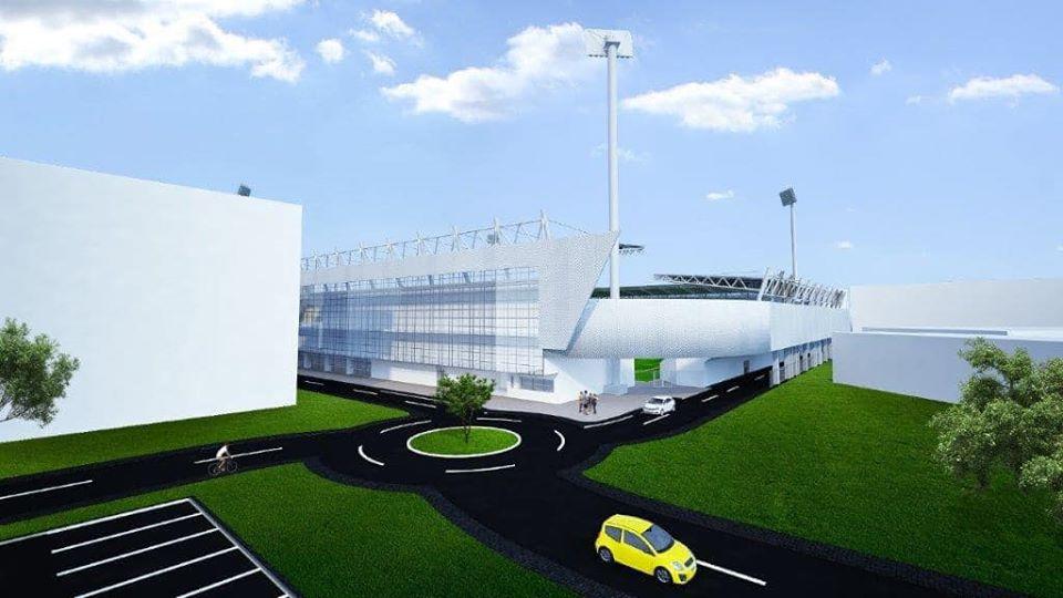 Stadiumi i qytetit te Gjakoves