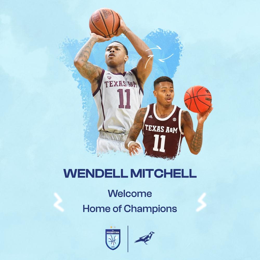 Wendell Mitchell
