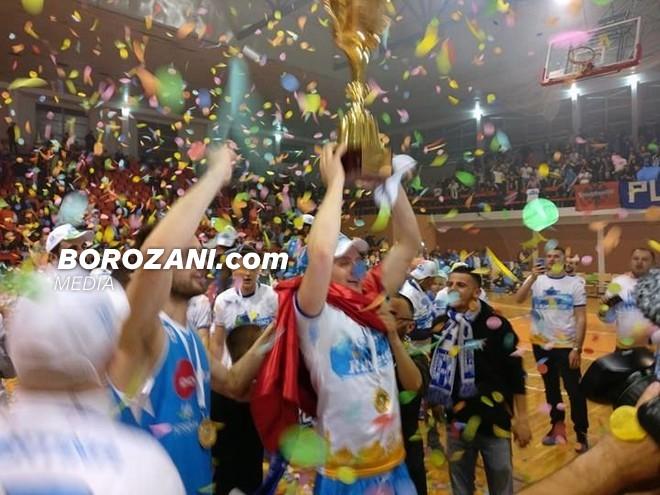 Prishtina shpallet kampione në Prizren