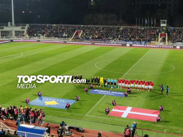 GOOOOOL! Kosova kalon në epërsi