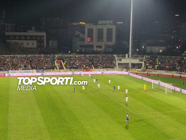 Rastet për Kosovën, goli për Bullgarinë në pjesën e parë