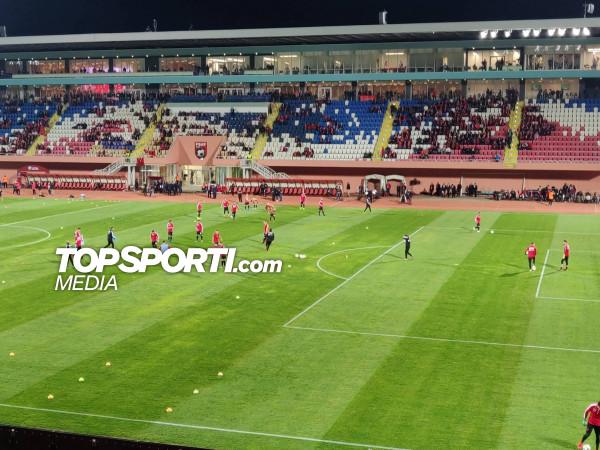 Përcakohet stadiumi për ndeshjen Turqia-Shqipëria