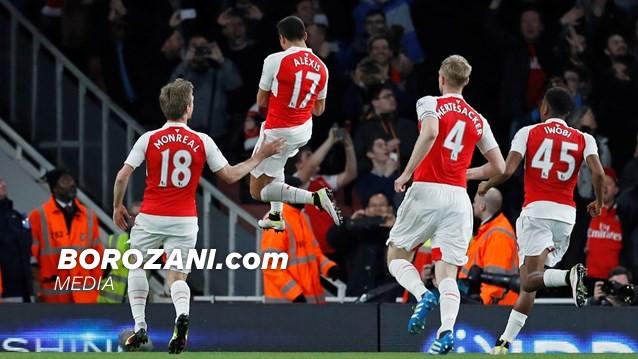 Arsenal nis pa Sanchezin