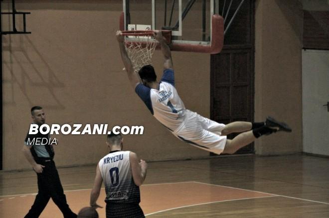 United Basketball fiton dramën në Prizren