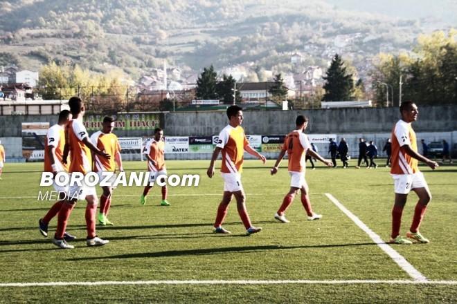 Ballkani me përforcim nga Maqedonia