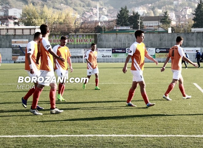 Gol show i  Ballkanit ndaj 'pampurëve'