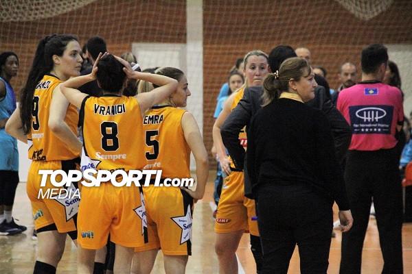 325 euro dënim për ekipin e femrave të Bashkimit