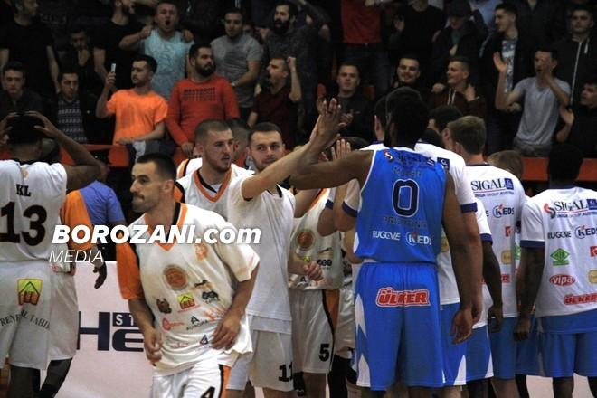 E'basket zgjedh ekipin e stinorit 16/17 në Superligë