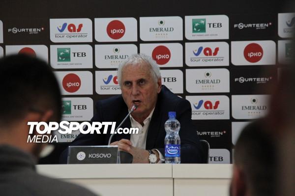 Challandes parashikon muajin e ndeshjes Maqedonia V - Kosova