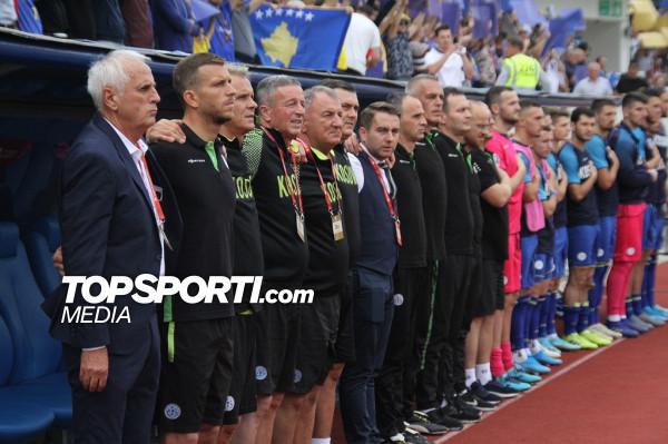Challandes në Shkup për ndeshjen Maqedonia - Izraeli