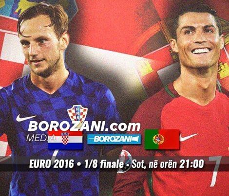 Formacionet zyrtare: Kroaci-Portugali