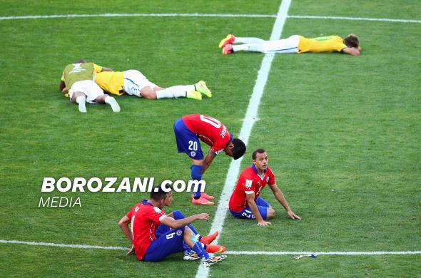 Brazili arrin çerekfinalen pas penalltive dramatike