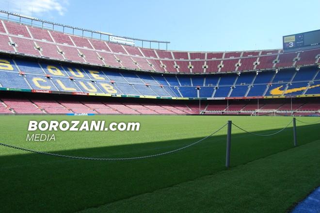 Të gjithë futbollistët e Barcelonës, negativ në COVID-19