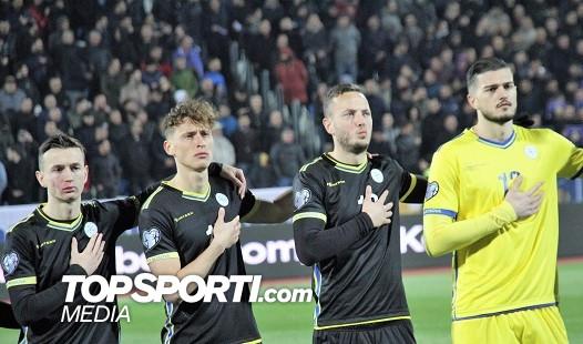 UEFA përcakton delegatët për ndeshjen Kosova-Suedia