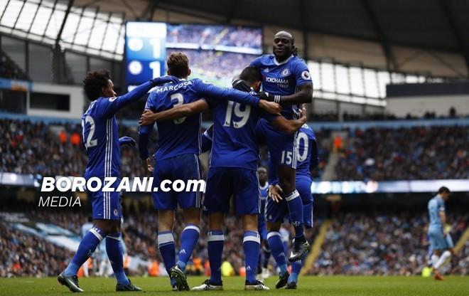 Chelsea nuk ndalet, fiton edhe në 'Etihad'