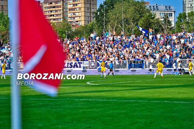 Fushë Kosova befason Prishtinën