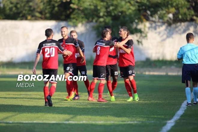 Egzon Krasniqi s'lejon befasi në goleadë