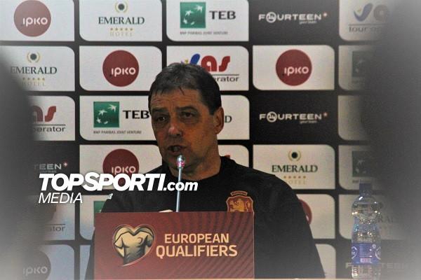 Bullgaria zyrtarizon selektorin e ri para ndeshjes me Kosovën