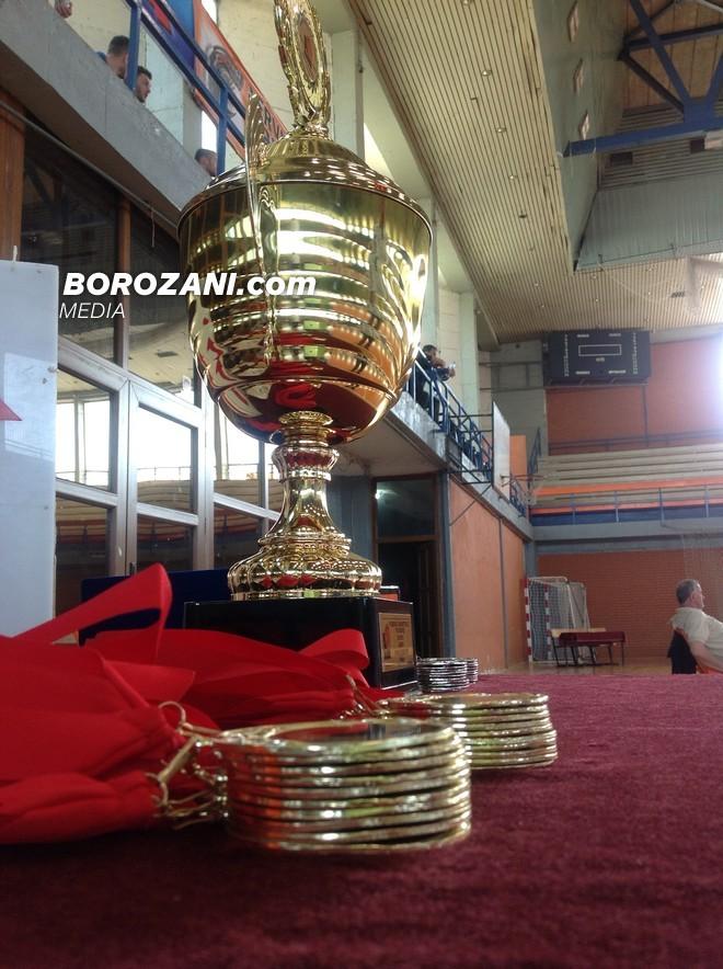 Final Four i Kupës për ekipet U18