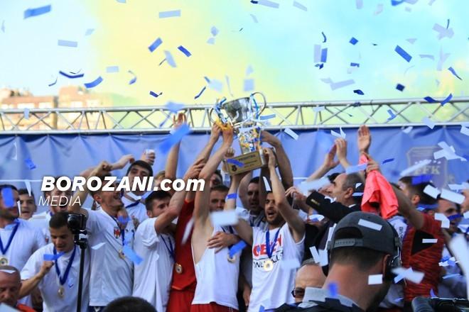 Prishtina fiton Kupën pas penalltive