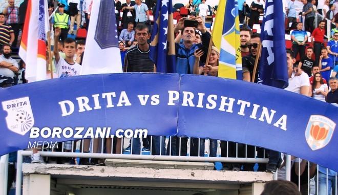 Finalja e Kupës së Kosovës, Drita 1-2 Prishtina