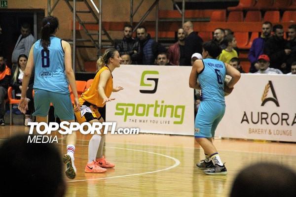 Highlights nga ndeshja KBF Bashkimi - KBF Prishtina