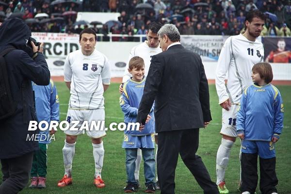 Čeferin: Vokrri çelës i pranimit të Kosovës në UEFA