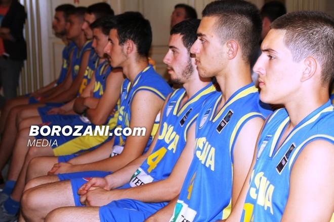 Edhe Kosova U-16 është gati për Europian