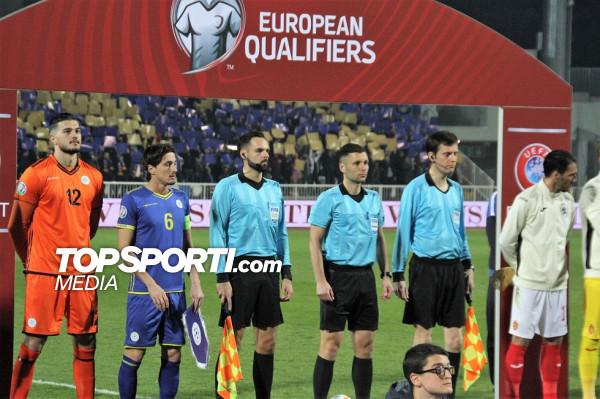 Cili është kapiten i Kosovës në mungesë të treshes?