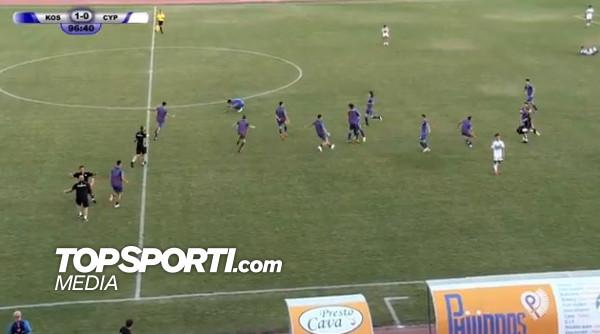 Kosova U17 lidere, siguron Elite Round