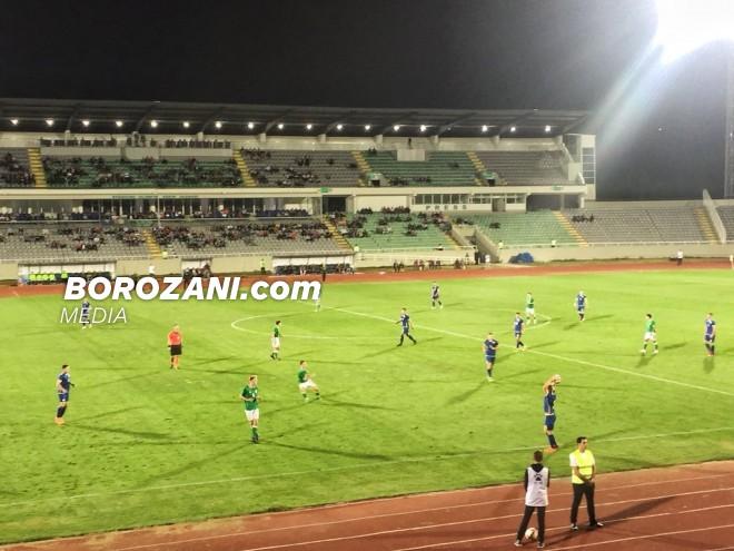 Kosova U21 baraz ndaj Irlandës U21
