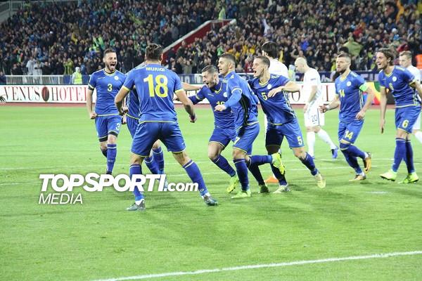 Kosova shënon edhe një ngritje në FIFA