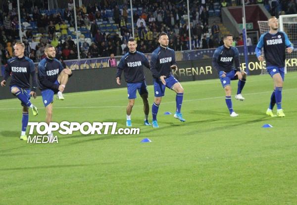 Maqedonasit po kërkojnë shtyerjen e ndeshjes nga UEFA-ja!