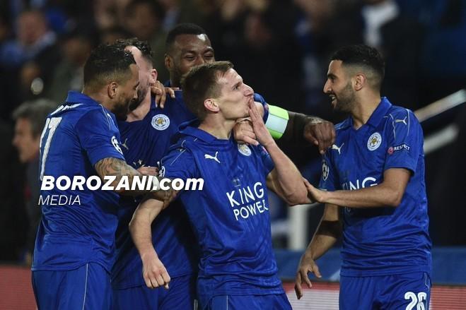 Përmbysje në 'King Power', Leicesteri shkruan historinë