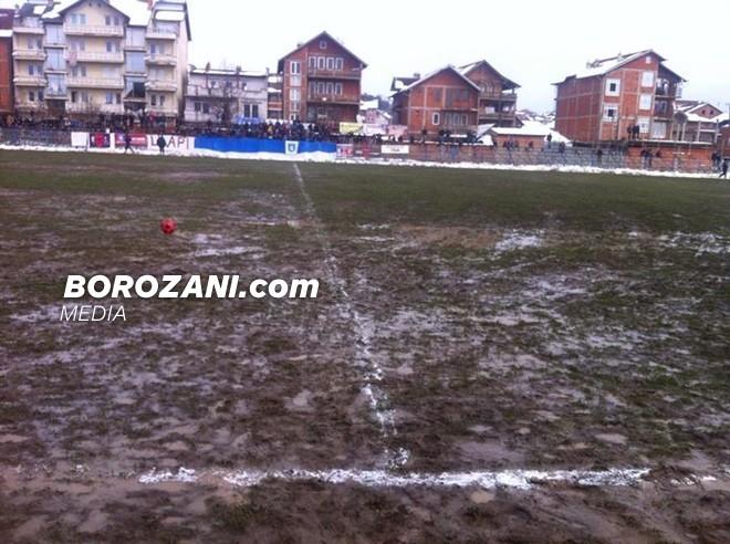 Flamurtari - Trepça, ndeshja nuk fillon