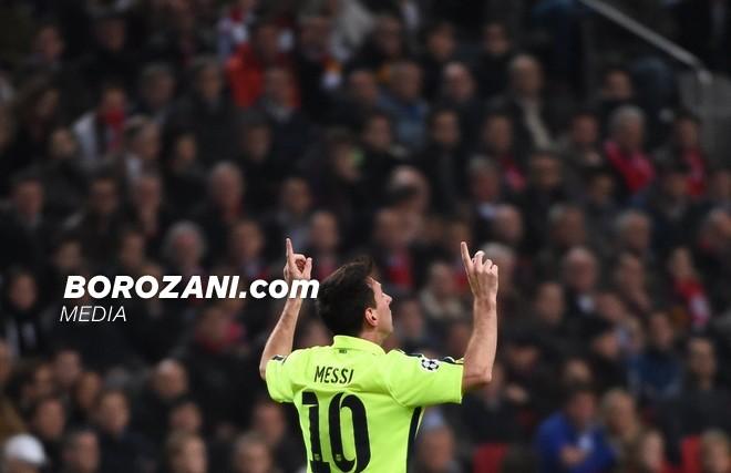 Messi në TOP 10 të të gjitha kohërave