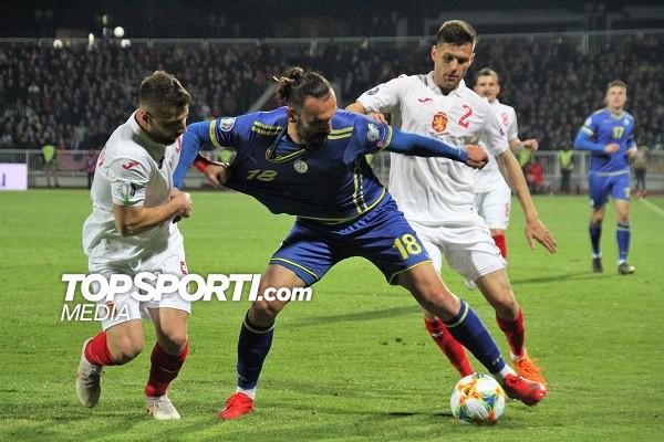 Bullgaria vs. Kosova, 11-shet startuese