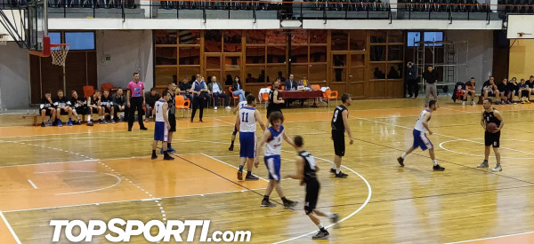 Megasports vs. Newbasket, mbyllet pjesa e parë